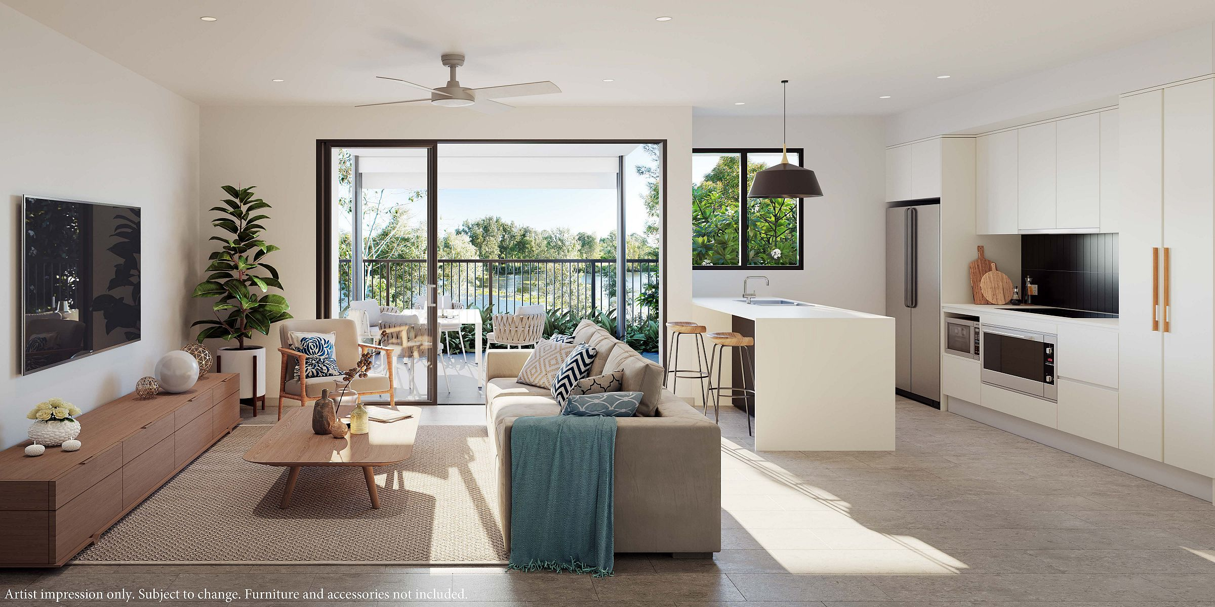 Stockland set to sway buyers to new designer townhomes at